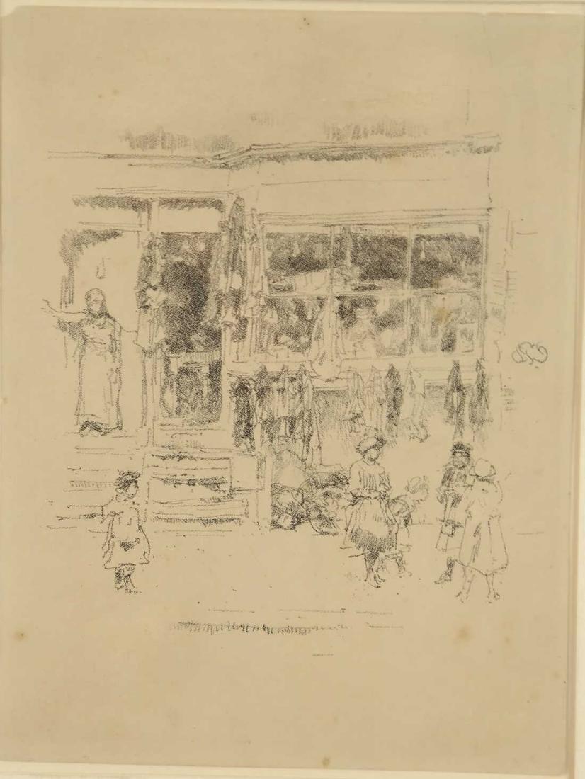 Whistler. Chelsea Rags & The Studio, Baby Leyland.