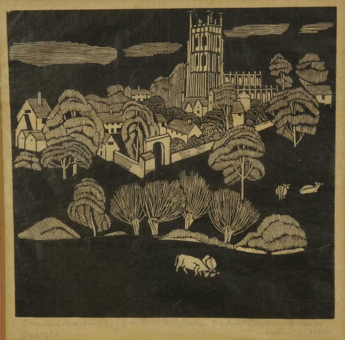 Arthur Joseph Gaskin. Chipping Campden. 1928.