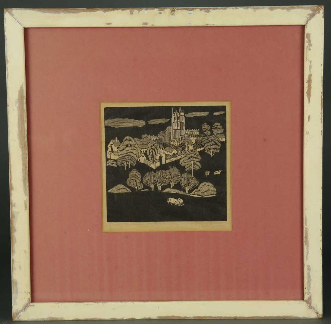 Arthur Joseph Gaskin. Chipping Campden. 1928. - 2