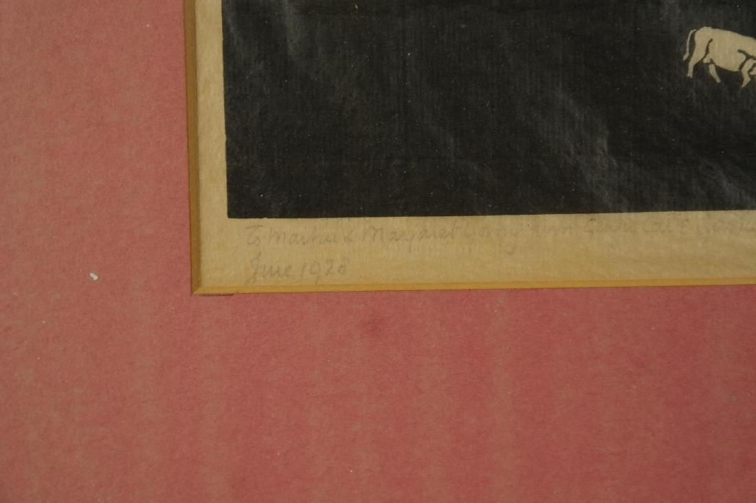 Arthur Joseph Gaskin. Chipping Campden. 1928. - 3