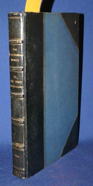 2009: The Cruikshankian Momus. 1892, 52 plates, #399/52