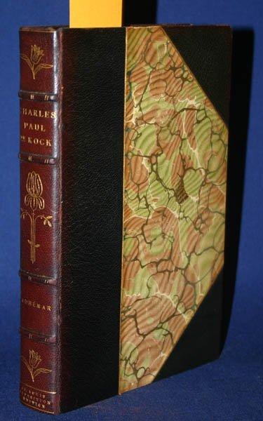 2011: The Works of Charles Paul DeKock, 24 vols, #182.