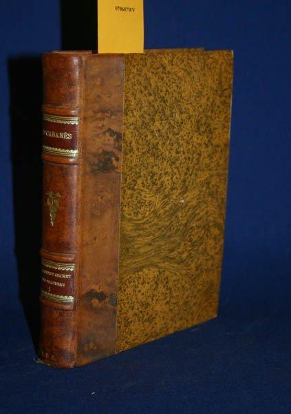 2022: Docteur Cabanes: Works. 18 Vols in leather