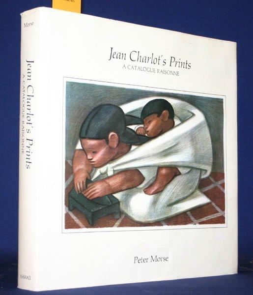 2399: Peter Morse, JEAN CHARLOT'S PRINTS (1976).