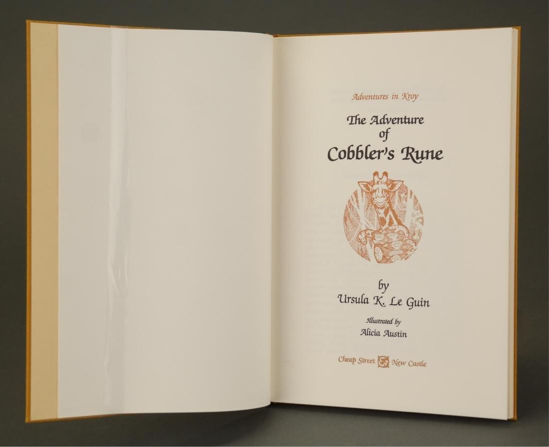 Le Guin. Adventures In Kroy. 2 Vols. 1/277 signed. - 4