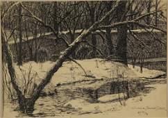 Robert MacDonald Graham Jr Winter Soldier Creek