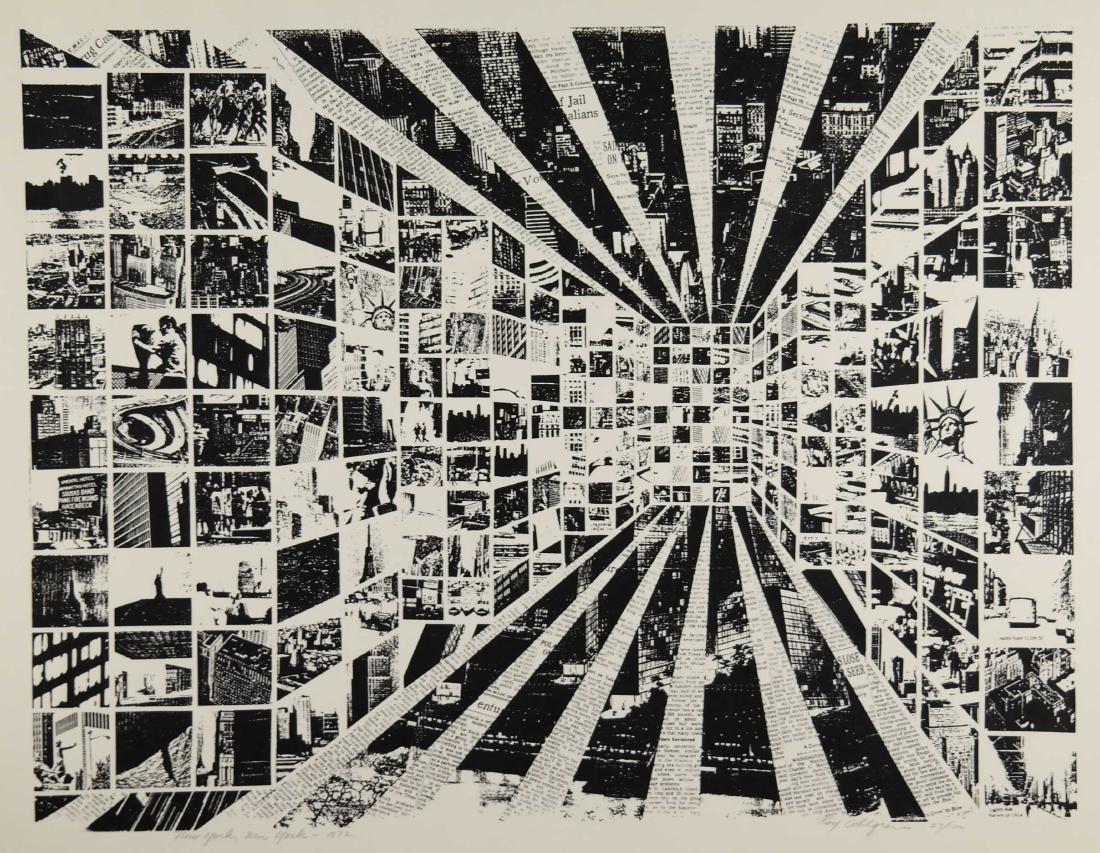 Roy Alghren. New York, New York. 1973.