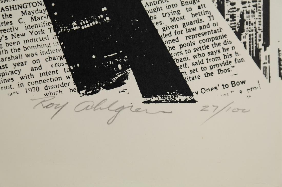 Roy Alghren. New York, New York. 1973. - 3