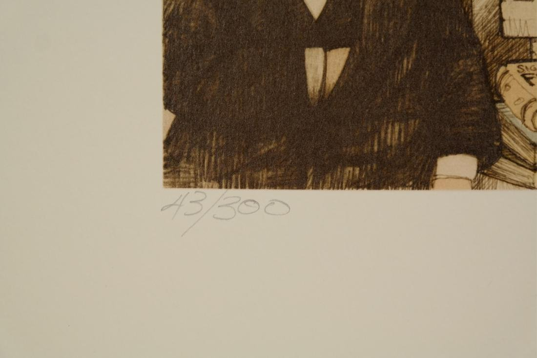 Charles Bragg. Sanity Hearing. 20th century. - 2