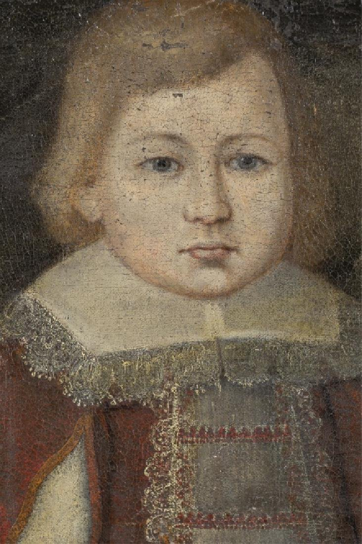 Unknown, portrait of a boy, O/C. - 2