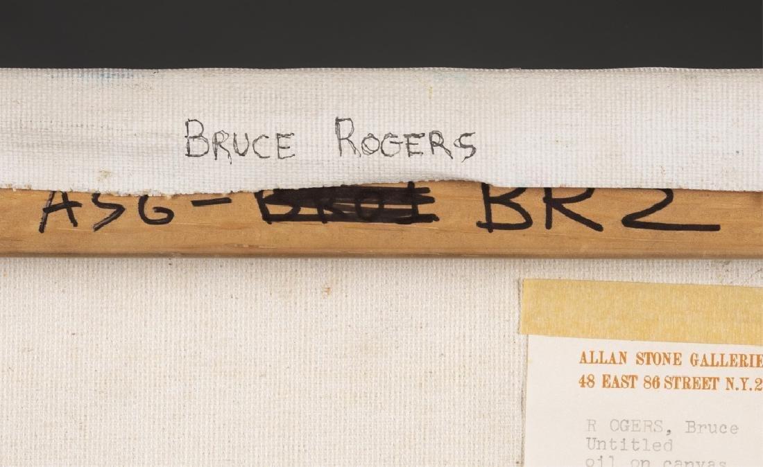 Bruce Rogers, Untitled, 20th/21st c., O/C - 5