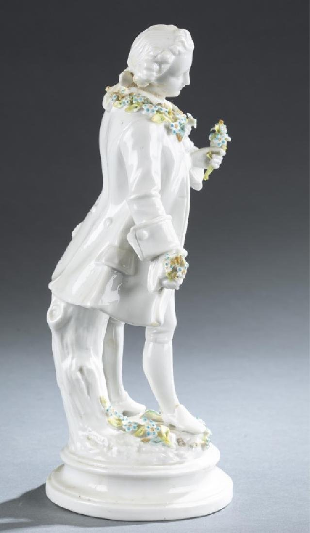 German bisque figurine, 19th century. - 4