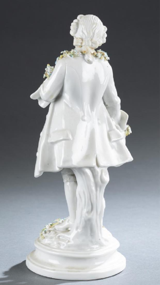 German bisque figurine, 19th century. - 5