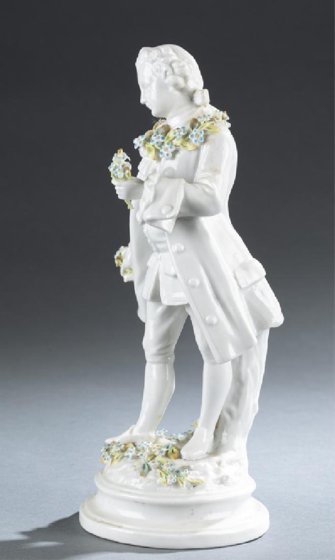 German bisque figurine, 19th century. - 6
