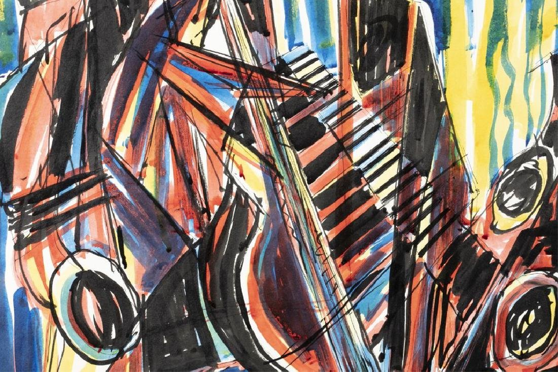 Frank Spagnolo, Cacophony, 1959. - 2