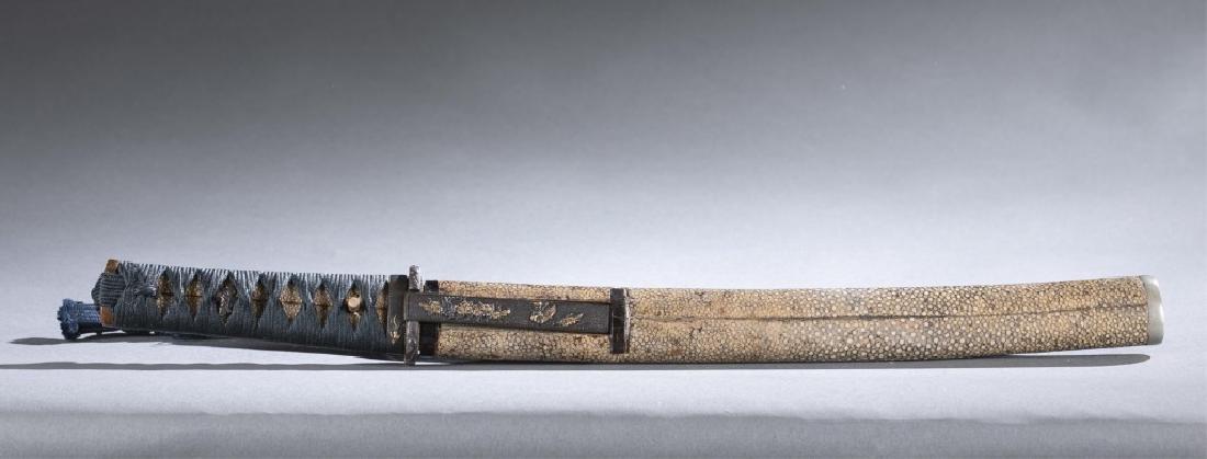 Japanese Tanto sword.