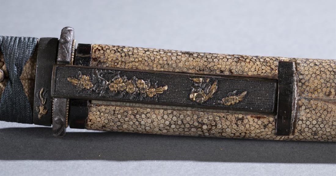 Japanese Tanto sword. - 2