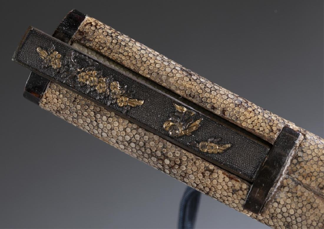 Japanese Tanto sword. - 8