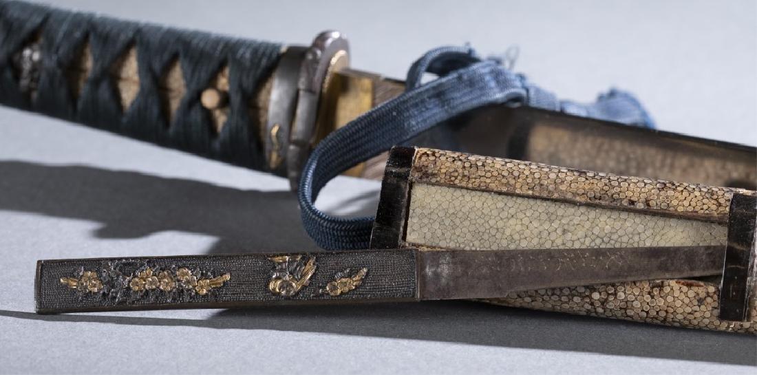 Japanese Tanto sword. - 9