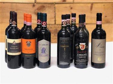 Case Lot of Mixed Chianti, 1997 - 2003