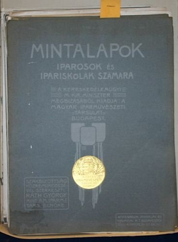 1015: MINTALAPOK, 15 issues: Hungarian art/architecture