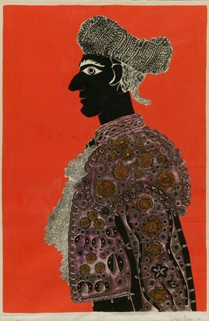 13A: Antonio Berni, Argentina Print