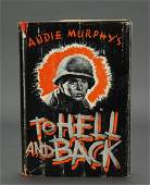Audie Murphy's To Hell and Back. 1968. Signed.