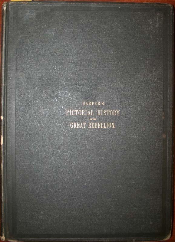 2002: HARPER'S... GREAT REBELLION, 2 vols, (1866-68).
