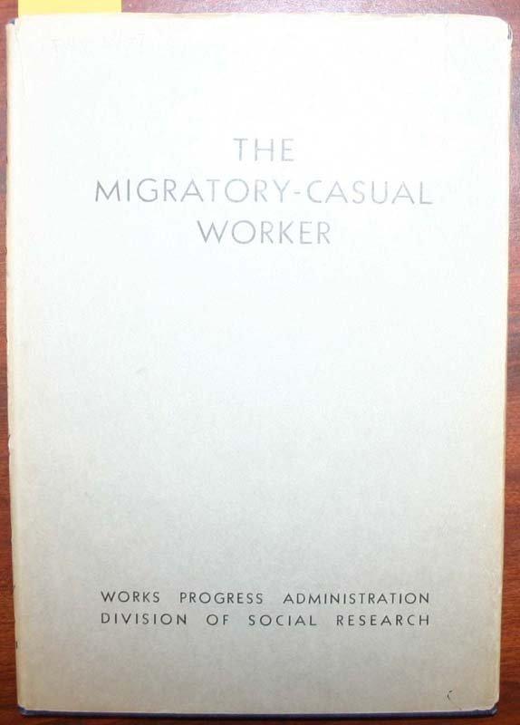 2013: 22 WPA reports (25 vols): 1935-1943.
