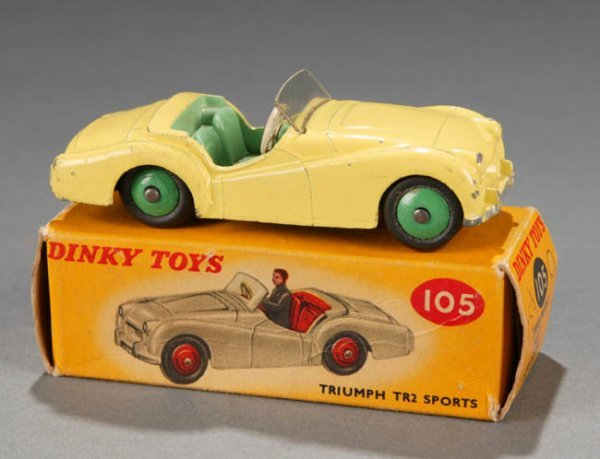 2008: Group of 3 Dinky Toy Vehicles