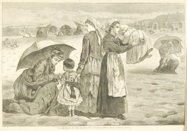 20: 3 Winslow Homer engravings