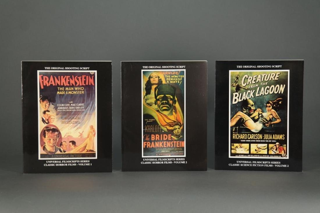 3 vols. Universal Filmscripts Series. 1989-92.