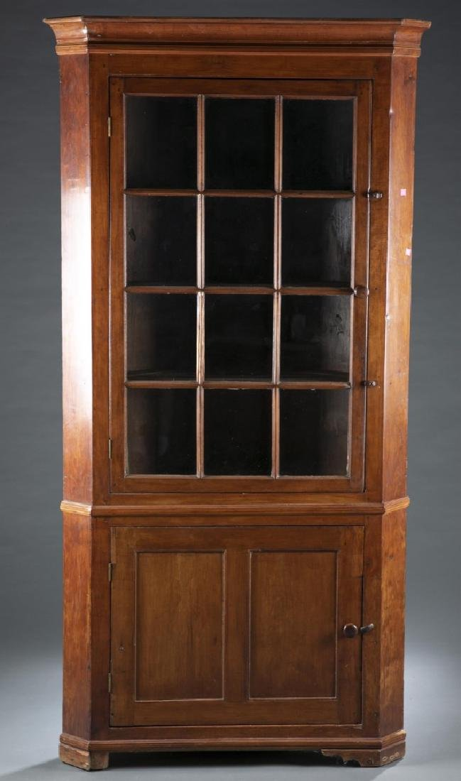 Furniture Responsible Vintage Pine Corner Cabinet Orders Are Welcome. 1900-1950