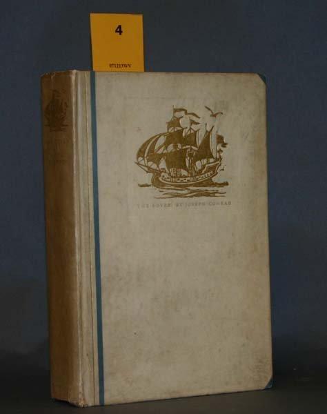 4: THE ROVER, 1923, 348/377 signed by Joseph Conrad.