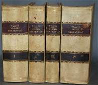 100 Scoti ORDINIS MINORUM THEOLOGORUM 4 vols 1580