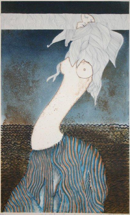 1021: Mathonnat, Michael. Aquatints