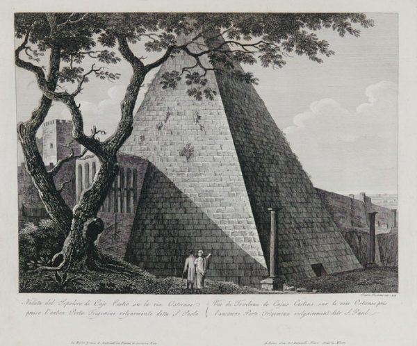 4: Design & architecture engravings, 1700s-1800s.