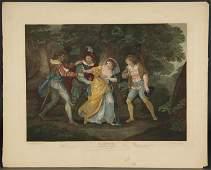 Boydells Shakespeare 10 Reworked Plates 1852