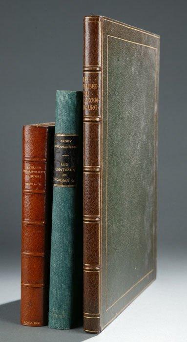 2002: 3 books incl. Percy Bate 1901; Soulange-Bodin 194