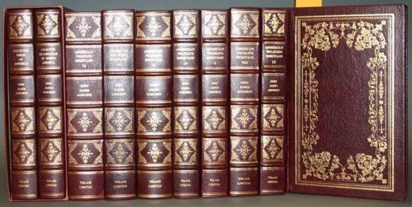 2003: Audubon. American Wildlife Heritage. 10 Vols
