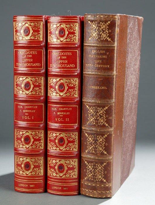 2019: 2 books on British history