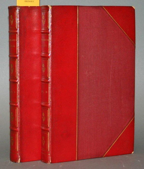 2023: THE LIFE OF BENVENUTO CELLINI, 2v (1906) 40 plate