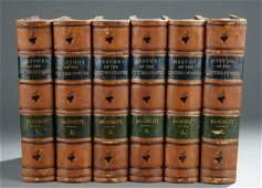 2095 HISTORY OF THE UNITED STATES OF AMERICA 6 Vols