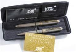 MontBlanc pen set