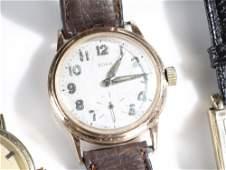 Doxa 14k Gold wristwatch