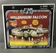 New In Box Star Wars Millennium Falcon Starship