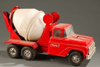 2002: Buddy L Cement Truck