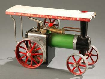 2013: Mamod Steam Tractor Toy