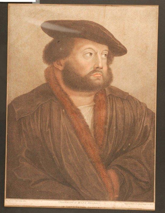 2: Fransisco Bartolozzi: 2 color stipple engravings