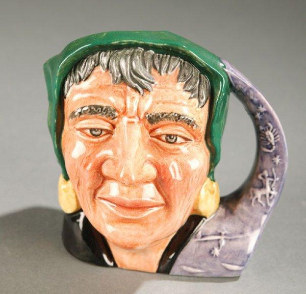 3006: Royal Doulton small character mug ''The Fo